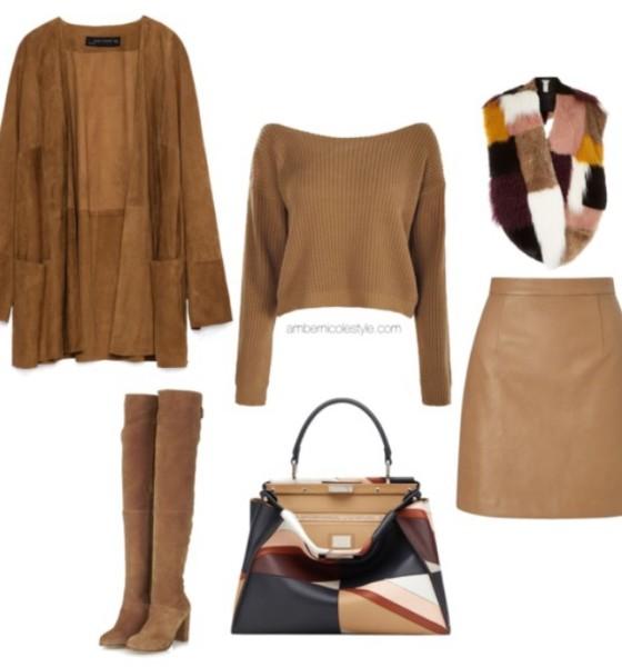 Fall Fashion Tip: Layering